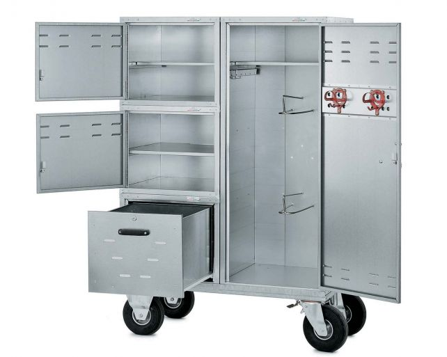 Sattelschrank
