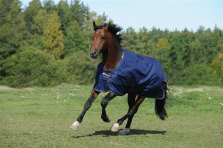 Bucas Irish Turnout Extra 1200 D Winterdecke Regendecke
