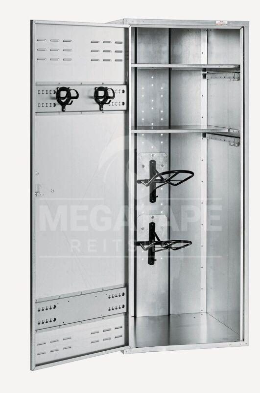 Sattelschrank-190x75x75cm Vorhängeschloss - Willkommen beim Megatape ...