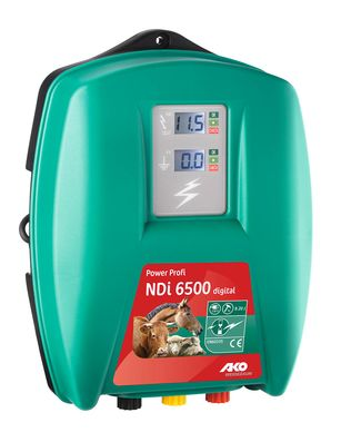 AKO Power Profi Digital NDi 6500, 230V, 6,5 J