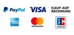 Zahlungsarten Paypal Plus bei Megatape Reitshop